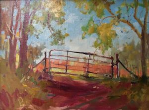 Beyond the Gate - Mary O Smith
