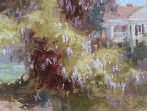 Lovely Wisteria - Mary O Smith 06