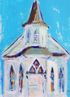 First Baptist in Gay GA on 109 by Gloria Mani Open008