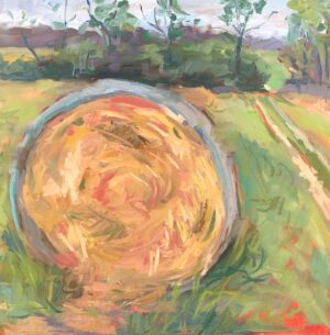 Haybale by Larry Smith Open036