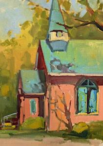 Old Church by Millie Gosch Open022