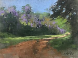 Wisteria's Moment by Martin Pate Open018